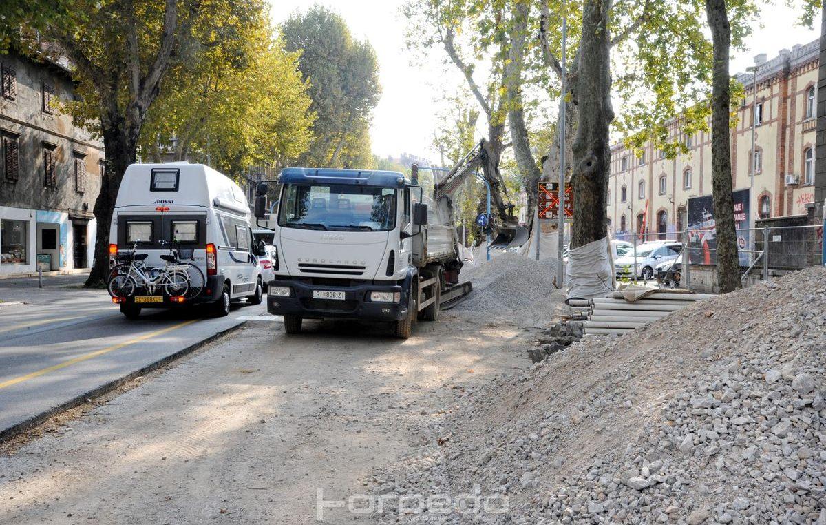 Obersnel: Najveći dio radova u Krešimirovoj ulici bit će gotov do veljače i otvorenja projekta EPK