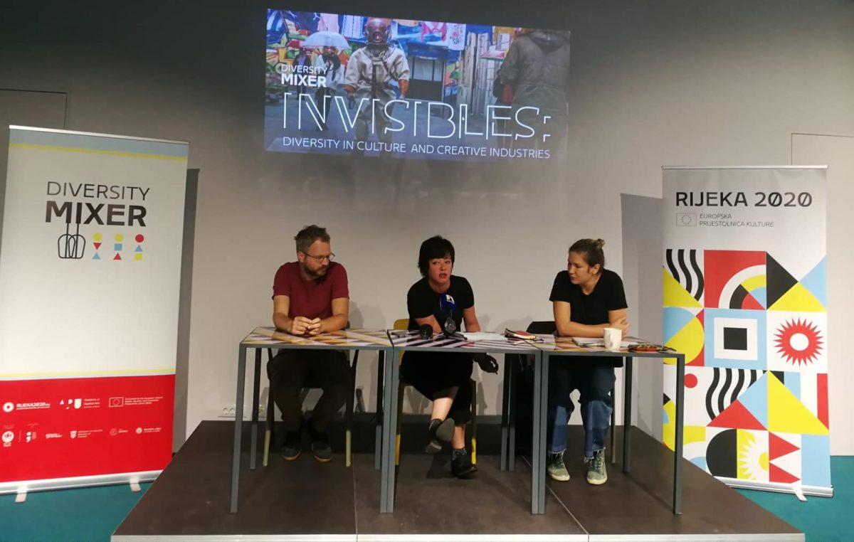 Konferencija Diversity Mixer u Rijeku dovodi tridesetak vrhunskih stručnjaka iz područja kreativnih industrija