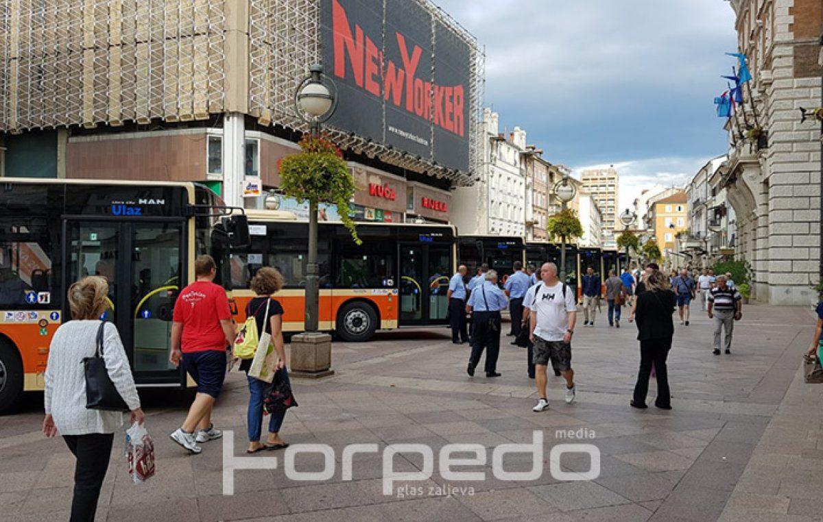 Na Korzu predstavljeni novi autobusi Autotroleja