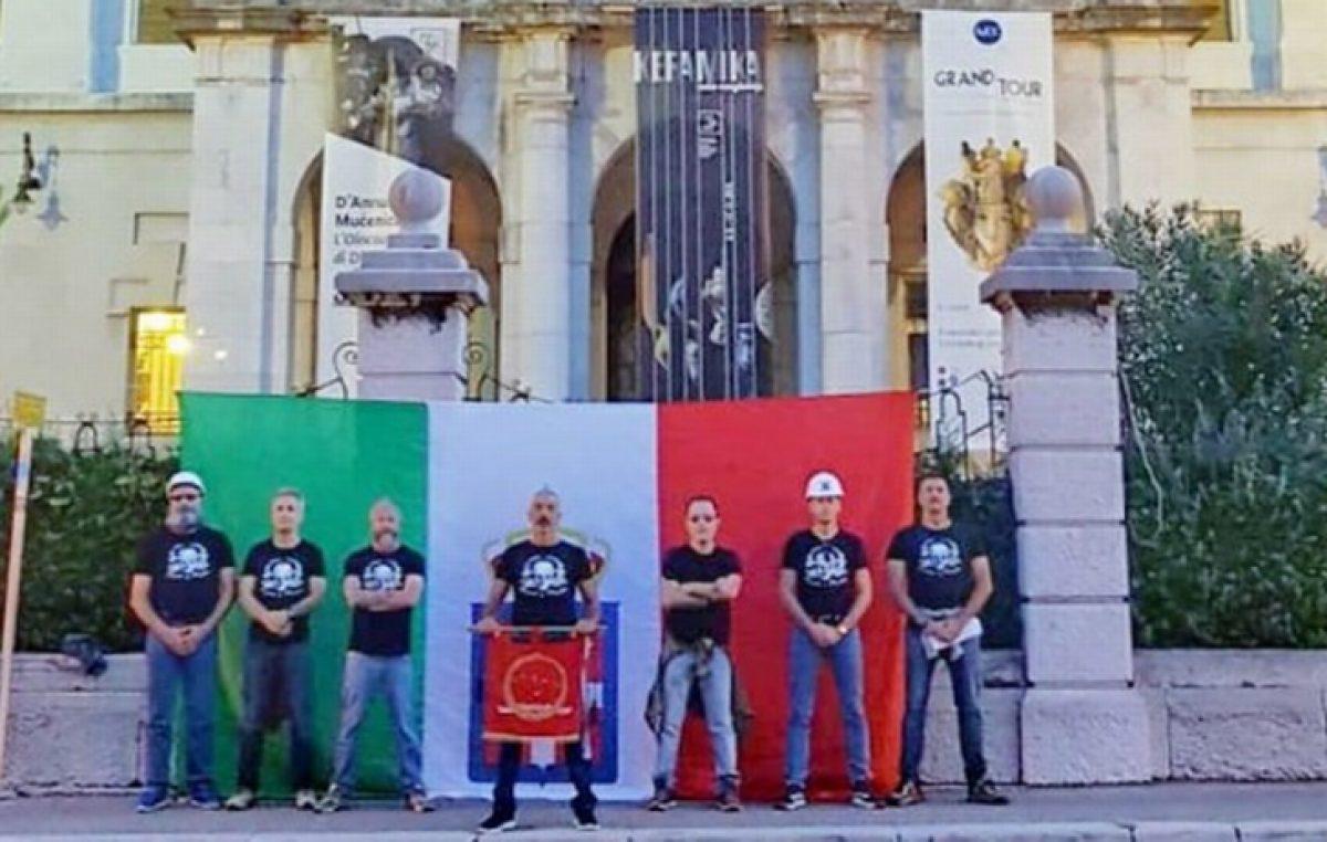 Policija pravovremenim reakcijama spriječila nove talijanske provokacije
