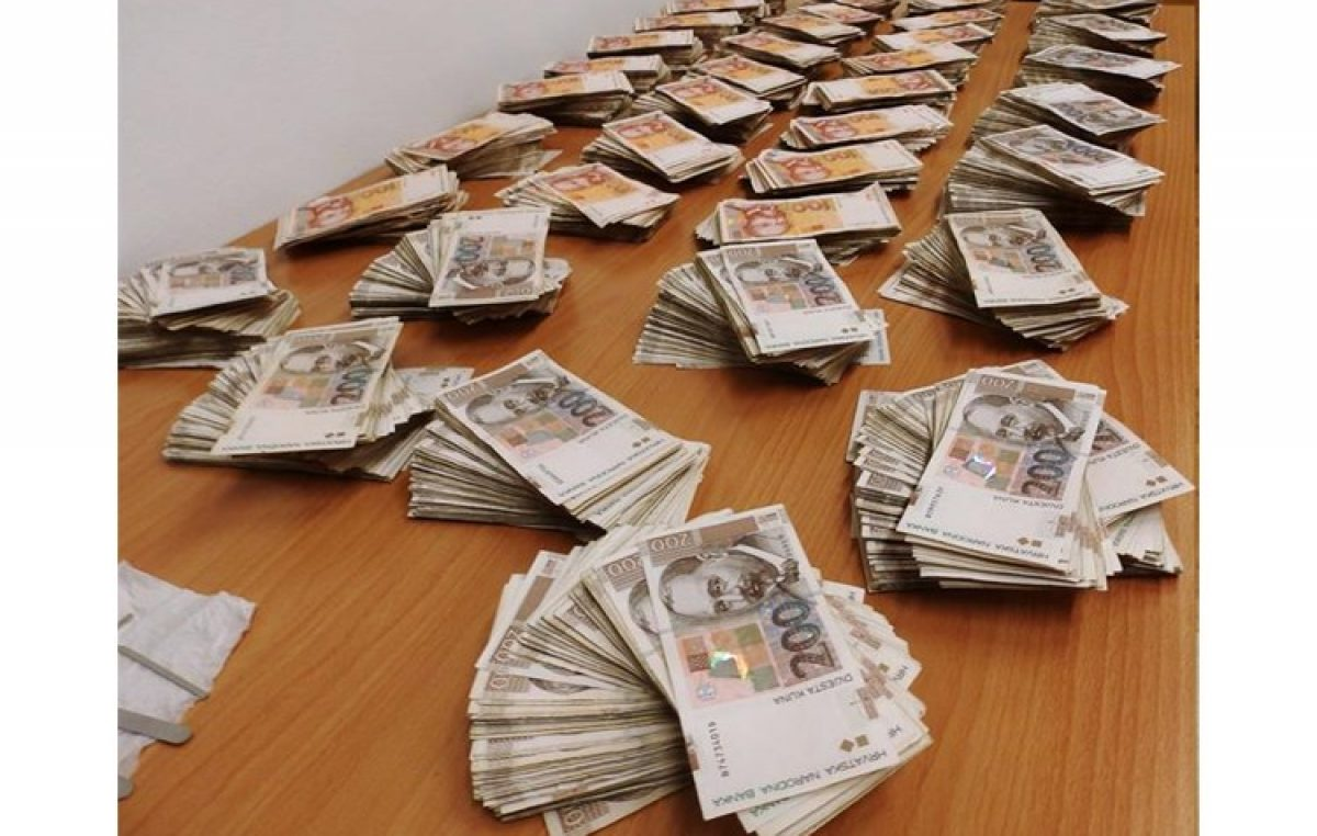 Kaznena prijava talijanskom državljaninu zbog utaje više od milijun kuna poreza