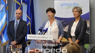Press kolegij PGŽ – Najavljeno otvaranje novoizgrađene lučice Carovo u Kraljevici