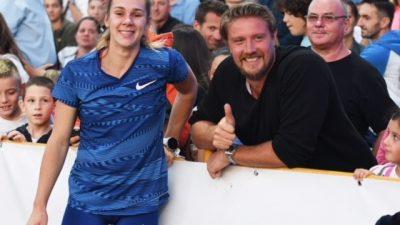 Sara Kolak bacila novi rekord Hanžeka, Nicole Milić treća na 400 metara