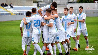 Uspješan HNL vikend za mlađe kategorije HNK Rijeka – Tri pobjede uz gol razliku 7:0