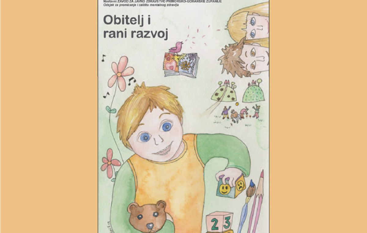 """U sklopu projekta """"Rijeka – Zdravi grad"""" predstavljen priručnik za mlade roditelje """"Vodič za obitelj i rani razvoj"""""""
