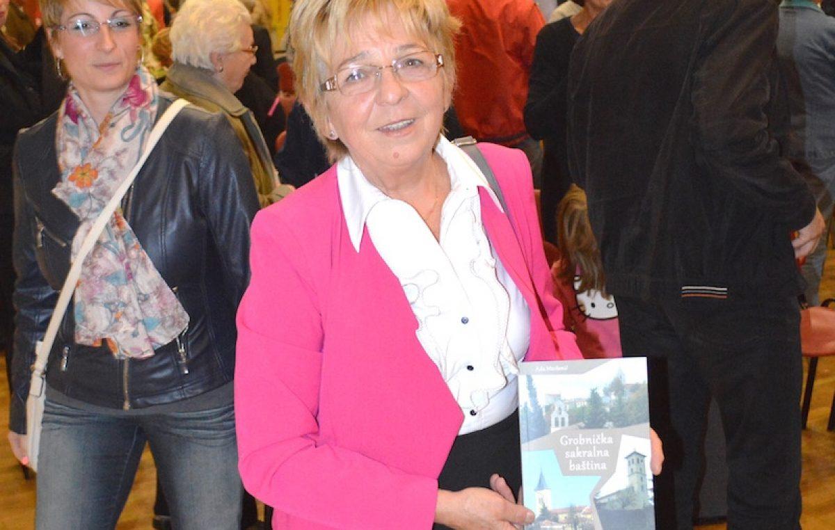 Ada Maršanić dobitnica nagrade Općine Jelenje za životno djelo