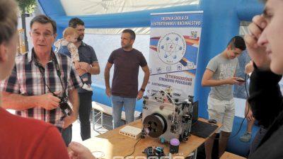 U OKU KAMERE Riječki tehničari predstavili svoja umijeća na Danu tehničke kulture