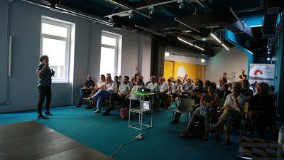 DeltaLab i Rijeka 2020 EPK članovima EAAE prezentirali Rijeku i njene projekte u sklopu Europske prijestolnice kulture