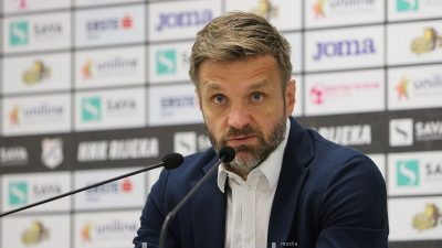VIDEO Igor Bišćan: Nisam zadovoljan rezultatom, bili smo bliže pobjedi