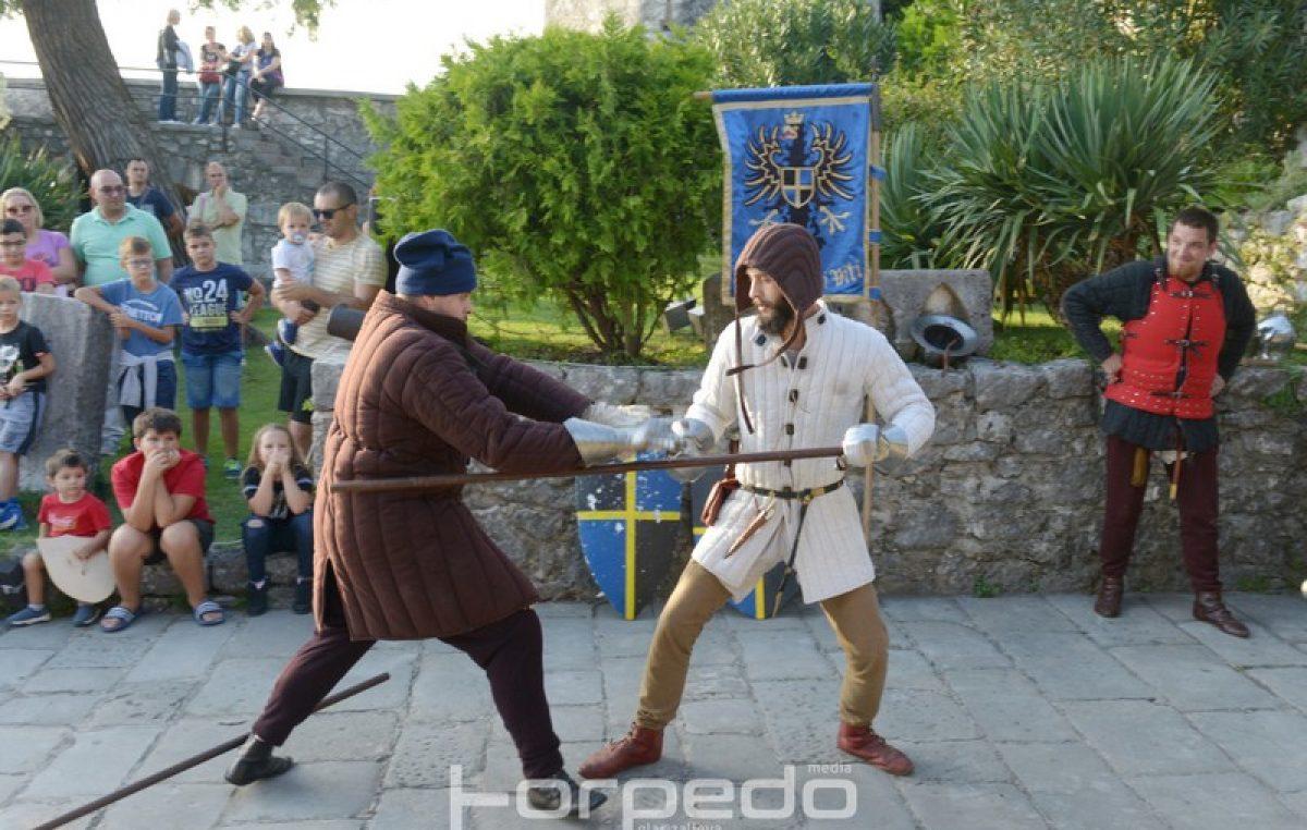 Malik fest oživio srednjovjekovnu atmosferu na Trsatskoj gradini