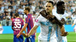 VIDEO/FOTO Odigran 154. Jadranski derbi – Rijeka remizirala protiv Hajduka @ Rujevica