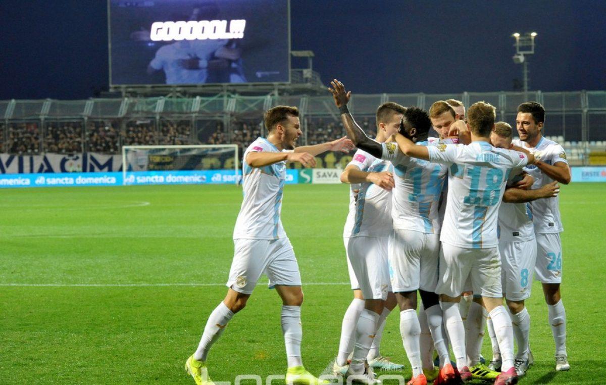 Nogometaši medijima zamjerili stvaranje loše atmosfere: Igrači Rijeke uveli 'silenzio stampa'