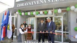 FOTO U Dražicama svečano otvorena obnovljena Zdravstvena stanica