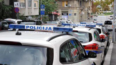 """Vikend na prometnicama PGŽ – Pijani vozač Mercedesa bijegom neuspješno pokušao izbjeći """"puhanje"""""""