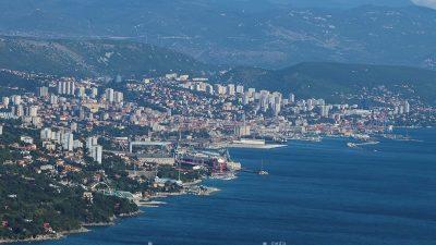 Rijeka po turističkom prometu ušla u top 10 domaćih destinacija
