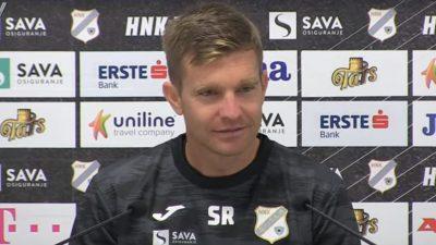 VIDEO Simon Rožman predstavio se kao novi trener Rijeke: Matjaž Kek rekao mi je da je na Rujevici uvijek odlična atmosfera