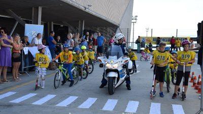 VIDEO/FOTO Autoklub Rijeka i HNK Rijeka zajedno za sigurnost djece u prometu