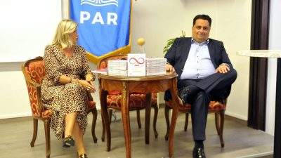 Inspirativna promocija knjige 'Nadživjeti život' Kenana Crnkića održana u prepunoj dvorani poslovne škole PAR