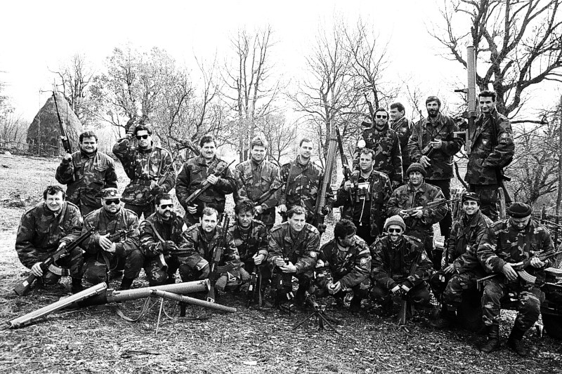 FOTO Na današnji dan 1991. godine utemeljena je 128. brigada Zbora narodne garde