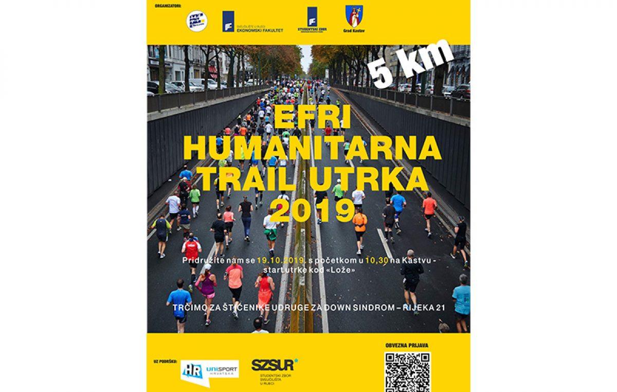 VIDEO 2. EFRI humanitarna trail utrka – Promicanje sporta i zdravog života s humanitarnim karakterom