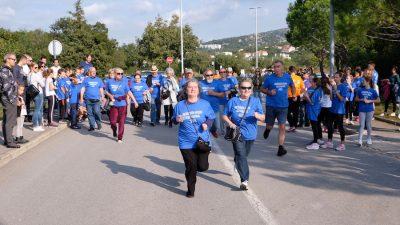 U OKU KAMERE Zdrav život i rekreacija: Kostrenska đirada okupila više od 200 natjecatelja svih uzrasta