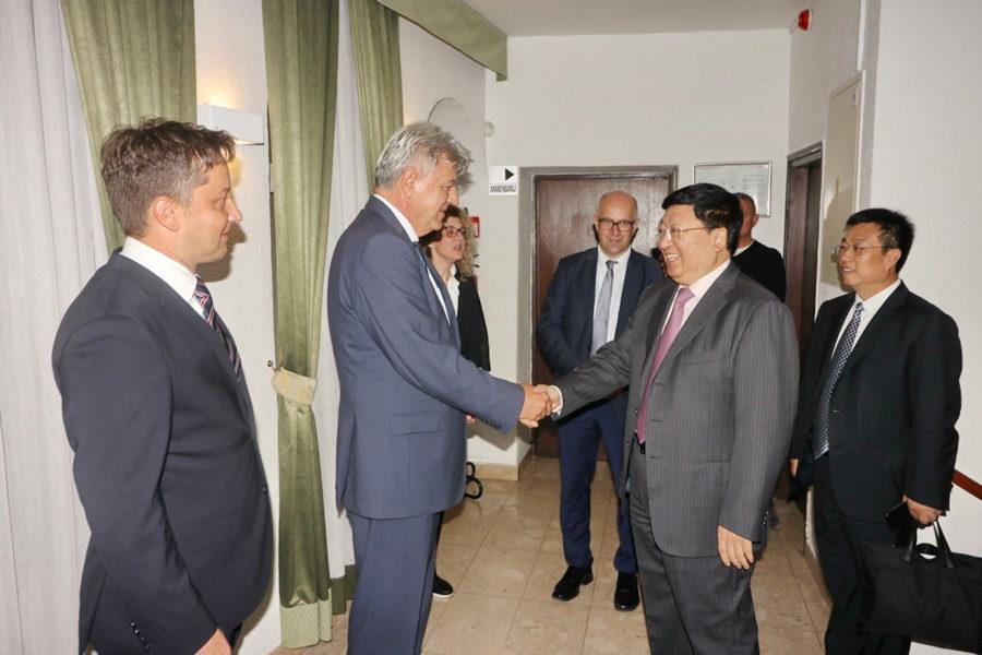 Delegacija kineske provincije Liaoning posjetila Rijeku i Primorsko-goransku županiju
