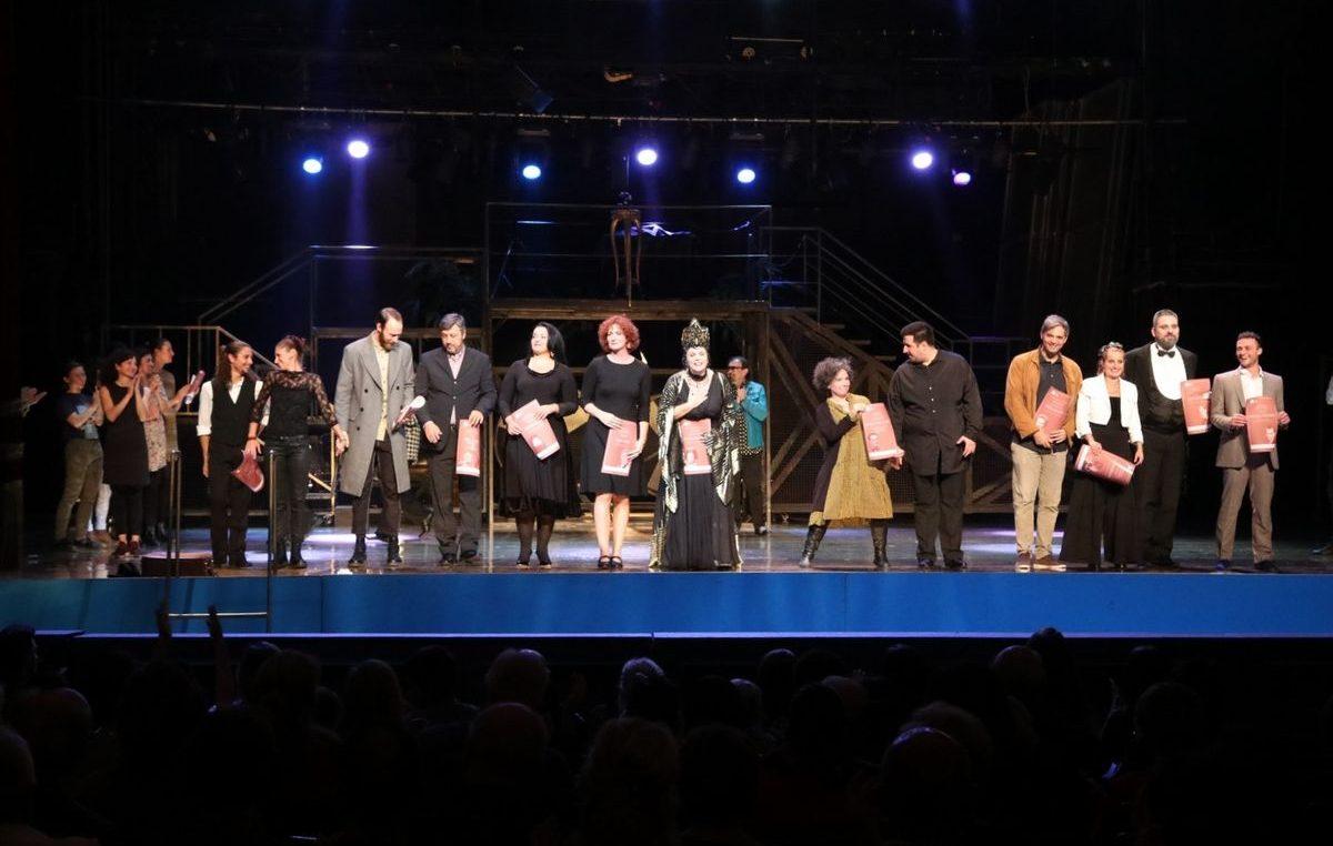 FOTO Dodijeljene nagrade publike za najbolja ostvarenja u 'Zajcu': Najbolja predstava 'Sunset Boulevard'