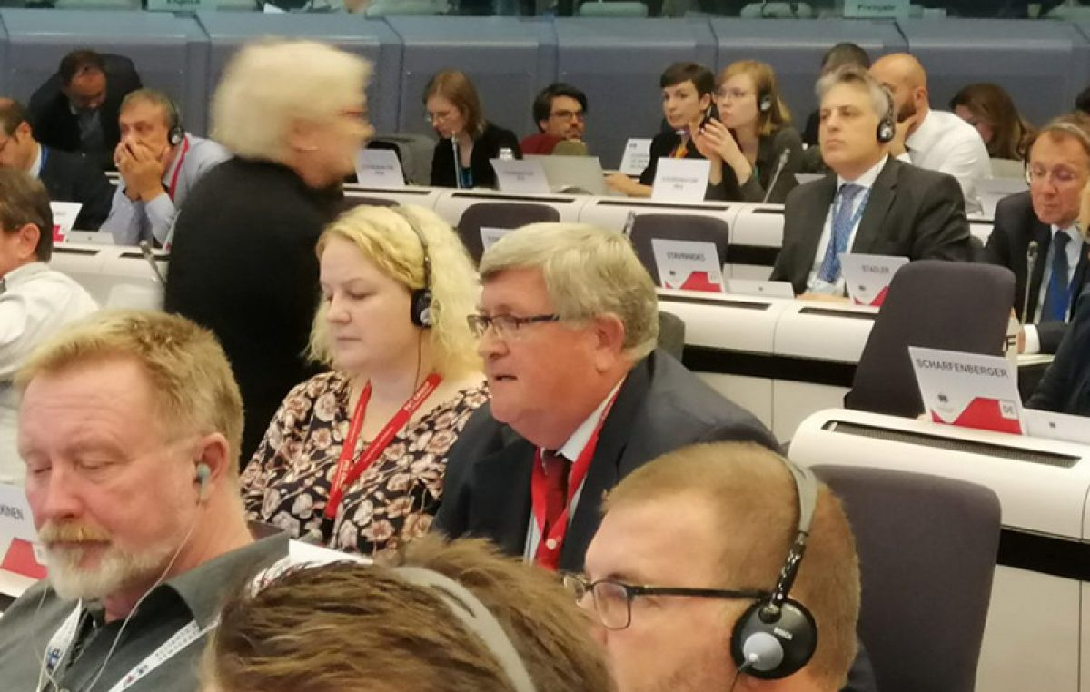 Gradonačelnik Rijeke sudjeluje na Europskom tjednu regija i gradova u Bruxellesu
