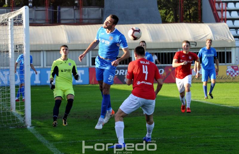 FOTO Šok na Krimeji! Krk nakon penala izbacio Orijent iz Kupa Hrvatske