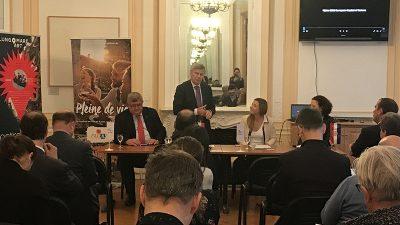 Programi projekta Rijeka 2020 EPK predstavljeni u Parizu