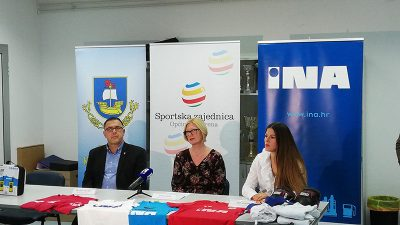 Sportska zajednica Općine Kostrena i Ina nastavljaju uspješnu suradnju