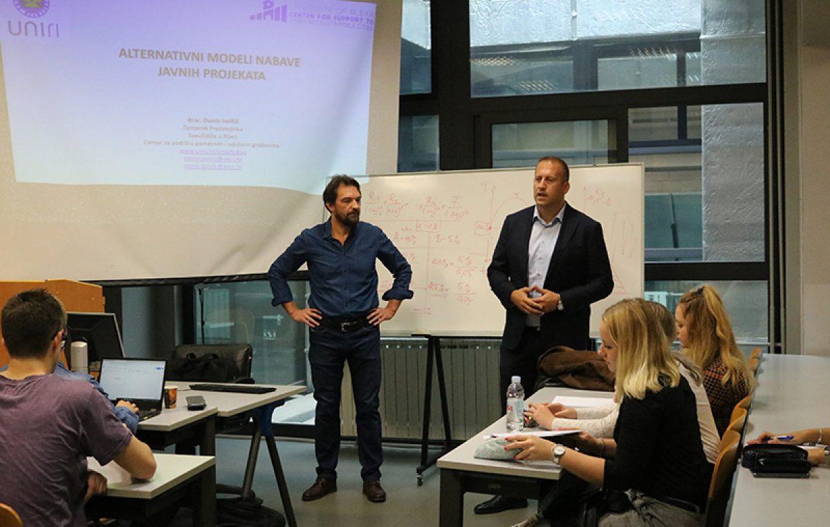 Tjedan karijera EFRI – Kvalitetan plasman studenata Ekonomskog fakulteta u Rijeci na tržište rada