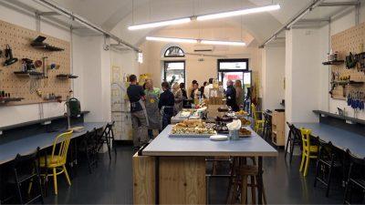 U Ulici Ivana Zajca otvorena gradska radionica za sitne popravke Riperaj