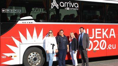 Suradnjom Arrive Hrvatska i Rijeka 2020 EPK do promocije projekta EPK u 14 europskih zemalja