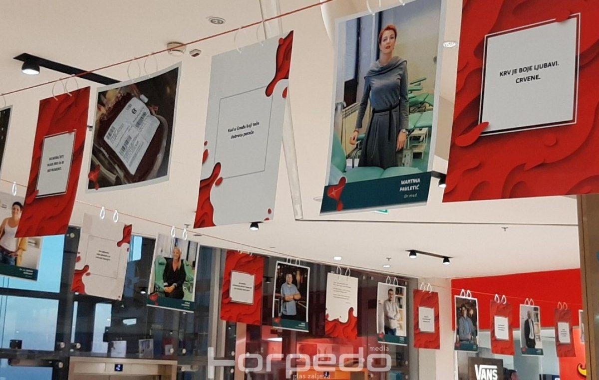 Crvena tiramola – Otvorena izložba dobrovoljnih darivatelja krvi @ Rijeka