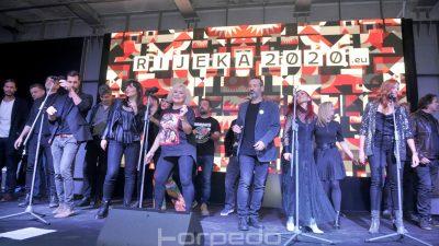 FOTO/VIDEO Atraktivnim 'tulumom' u Exportdrvu predstavljen program Europske prijestolnice kulture Rijeka 2020