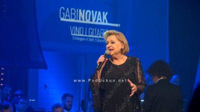 Glazbena diva Gabi Novak i Matija Dedić Trio na 28. JazzTime Rijeka festivalu @ HKD na Sušaku
