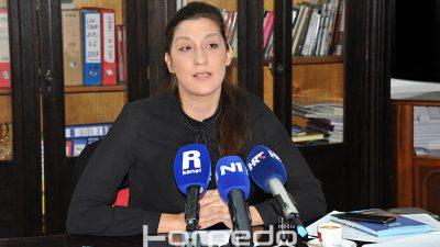 Ivona Milinović nakon istupanja iz stranke: To je krik poštenim članovima da iz riječkog HDZ-a maknu karijerne HDZ-ovce