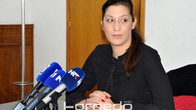 Gradsko vijeće jednoglasno razriješilo Ivonu Milinović: 'Hvala vam na političkoj promociji i prostoru u medijima'