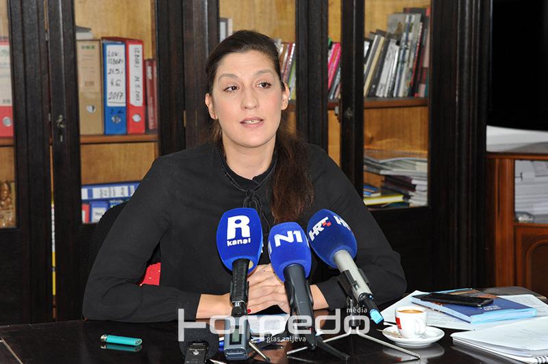 (NE)OČEKIVAN RASPLET! Ivona Milinović isključena iz HDZ-a zbog šovinističkih izjava
