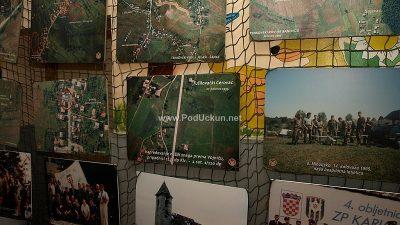 """FOTO Otvorena izložba """"Sjećanja na Turanj 1991."""""""