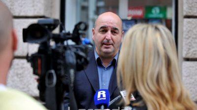 Kukuljan reagirao na Obersnelov ispad: Može li osoba koja očito ima velikih problema sa samokontrolom upravljati našim gradom?