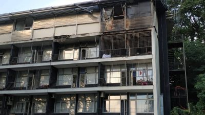 Nema novaca za Lopaču? Za obnovu opožarene psihijatrijske bolnice 'fali' još gotovo milijun kuna!