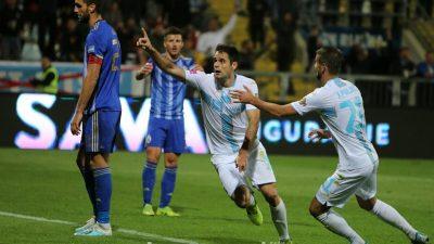 Hoće li Rijeka zadržati jednog od najboljih igrača? Andrijaševiću posudba ističe krajem lipnja…