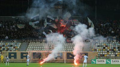 Nogometaši Rijeke dočekali Lokomotivu, Armada ponovo navija @ Rujevica