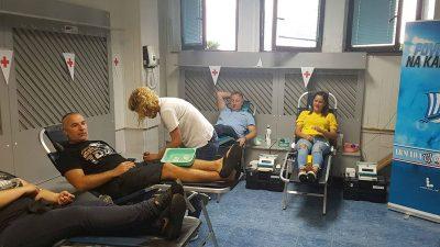 Povratak na Kantridu – Ove subote akcija dobrovoljnog darivanja krvi, darivateljima ulaznica na dar