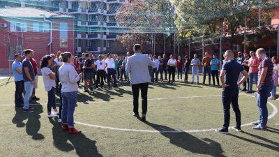 Uspješan početak Akademije sportske diplomacije u Sofiji