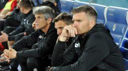VIDEO Simon Rožman nakon poraza od Lokomotive: Bilo je puno tehničkih pogrešaka, mučili smo se cijelu utakmicu
