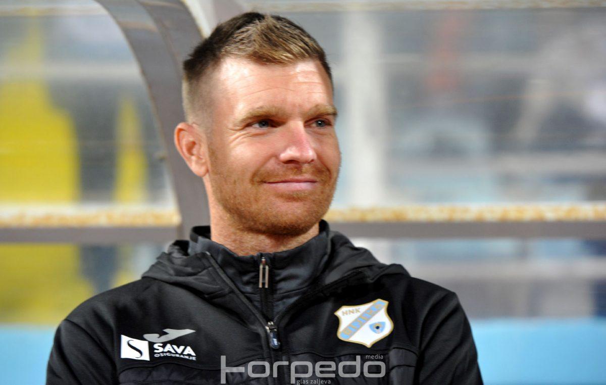 VIDEO Simon Rožman nakon Hajduka: Velika i zaslužena pobjeda