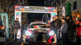 Održan 10. Rally Show Santa Domenica – Šljunčani spektakl po suhom